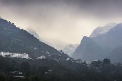 First Snow at Vaishno Devi (malhotraXtreme) Tags: vaishno devi india kashmir jammu sunrise snowfall colour dslr tone