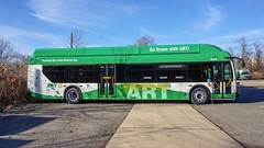 Arlington Transit ART 2017 New Flyer Xcelsior XN40s (MW Transit Photos) Tags: arlington transit art new flyer xcelsior xn40