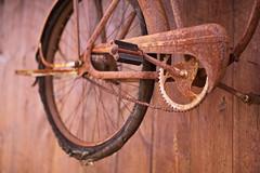 Rusty Ride (dennisgg2002) Tags: dunstable ma massachusetts bicycle bike rust antique bokeh vintage