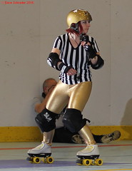 IMG_8252 crop 1 (KORfan) Tags: rollerderby barbedwirebetties cabinfeverscrimmage referees officials