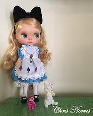 Blythe - Alice (Boutique de menina) Tags: mágicodeoz blythe bjds bonecasarticuláveis barbie brasil bonecosdecoleção bjd boneca baby b