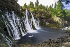McArthur–Burney Falls (AkDExplorer) Tags: wideangle nature waterscape slowshutter breakthroughfilter gnd acratech benro nikon laowa 15mm d850
