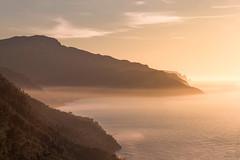 Mallorca - Westcoast (Rafael Zenon Wagner) Tags: coast küste mallorca majorca spain spanien sonne sun sonnenuntergang sundown mood stimmung orange wärme warm golden mittelmeer