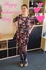 Happy Valentines Day! (Rikky_Satin) Tags: velvet dress floral flowerprint pantyhose pumps crossdresser crossdressing transgender transformation mtf m2f feminization femboi valentine