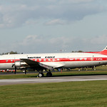 British Eagle G-APSA DC6 CVT(A) (2) thumbnail