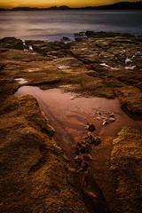 Aqui, justo al lado... (2) (Piotr Stachowiak) Tags: cangas españa galicia le morrazo scapes sea spain coast costa longexposure seascape seaside view nature waterscape ocean atlantic riadevigo nisi piotrstachowiak filter