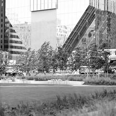 Hanging Around Wolf Point-1.jpg (Milosh Kosanovich) Tags: chicagophotoart chicagophotographicart epsonv750pro chicago boeingbuilding chicagoriver chicagoriverwalk hasselblad500cm fujifilmacros100 chicagophotographicartscom wolfpoint bwfilm mickchgo kodakxtol riverwalk miloshkosanovich