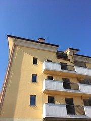 Grandi Gronde per proteggere la facciata