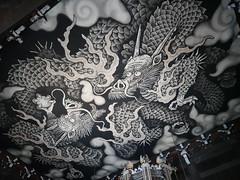 Dragons on the ceiling (yukky89_yamashita) Tags: 建仁寺 京都 kyoto japan temple dragons ceiling 禅寺 kenninji 京都市