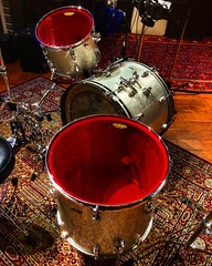 Tasty Drums (Pennan_Brae) Tags: drumkit drum drumset recordingsession recordingstudio recording musicphoto musicstudio music drummer percussion drums