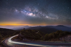 Milkyway Capture in Year 2018 from Doi Inthanon National Park, Chiangmai Thailand (Vipu Srinavavong) Tags: milkyway nikon d750 flickr photographer landscapes longexpore skyscape outdoor capture 2018 ngc thailand chiangmai cnx