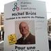 Campagne électorale Montréal electoral campaign, 2017