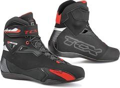 BASKET TCX RUSH (jemequipe) Tags: moto equipementmoto meilleurprix venteprivee promo jmq jemequipe basket tcx rush chaussures bottes confortable cuir street protection malléole talon air tech semelle all uses