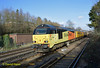 "St Denys  67027  ""Charlotte"" (davidhann34016) Tags: 67027 class67 stdenys southampton 1q53"