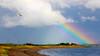 Rainbow on Chanonry Point (Scotland) (Jacques Chouffart) Tags: moray firth chanonry point arcenciel nuage ecosse