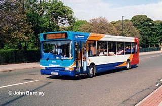 Stagecoach North East 35155 (NK56EPA) - 01-10-06