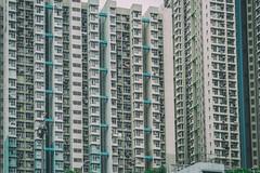 honeycombed Living - Hongkong 95/188 (*Capture the Moment*) Tags: 2017 architecture architektur himmel hochhaus sky skyscraper sonya7m2 sonya7mii sonya7mark2 sonya7ii sonyfe1635mmf4zaoss sonyilce7m2 urban urbanliving