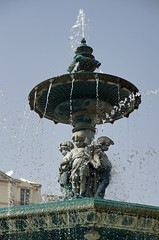 DSC04712 - Lissabon (HerryB) Tags: 2017 sonyalpha99 dlsr sony tamron alpha europa europe bechen fotos photos photography herryb heribertbechen portugal reise rundreise lissabon flickr lisboa wasser water eau fontaine springbrunnen brunnen