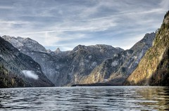 Berchtesgadener Land - Königssee (Ventura Carmona) Tags: alemania germany deutschland bayern baviera bavaria berchtesgadenerland schönauamkönigssee königssee stbartholomä watzmann venturacarmona