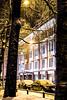 Sokos Hotel Puijonsarvi seen from the park nera by (VisitLakeland) Tags: evening night dark winter view scene city kuopio park tree snow finland puisto lumi talvi rakennus building puu hotel hotelli puijonsarvi break