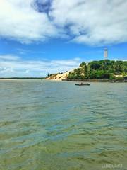 Bahia - BR (luadumar) Tags: barco boat água water céu sky baía green blue verde azul peace love photo nordeste brasil brazil summer verão bahia sergipe rio