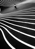 Denial Twist (TS446Photo) Tags: street boy run black white monochrome lines optical nikon parting zeiss stripes road opening