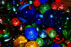 marble (ali j5) Tags: marbles spheres vividcolours glasswork colours patterns tones lighting popart