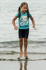 20180126_2674_7D2-90 Kaylee Jumping (johnstewartnz) Tags: kaylee grandchild granddaughter grandchildren scarborough sumner canon canonapsc apsc eos 7d2 7dmarkii 7d canon7dmarkii canoneos7dmkii canoneos7dmarkii 70200mm 70200 70200f28 water beach jump jimping