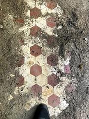Detail, floor (Sameli) Tags: ww1 wwi detail floor old abandoned military building base island isosaari suomi finland