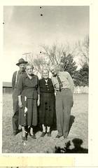 Older folk (912greens) Tags: backyards couples folksidontknow shadows elderly 1930s
