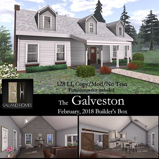 Galveston by Galland Homes