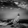 Marshall Point Lighthouse No. 2 (Mabry Campbell) Tags: 2013 august ir mabrycampbell maine marshallpoint marshallpointlighthouse newengland portclyde us usa unitedstates unitedstatesofamerica architecture blackandwhite coast coastal fineart fineartphotography historic historiclandmark image infrared landmark leadinglines lighthouse monochrome northeastus northeastunitedstates perspective photo photograph photography squarecrop stgeorge fav10 fav20 fav30 fav40 fav50 fav60 fav70 fav80