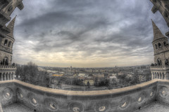 #188 (mariopolicorsi) Tags: mariopolicorsi canon eos 700d fisheye samyang 8mm budapest ungheria hungary travel viaggio dicembre december inverno winter europa europe hdr hdrawards simplysuperb castello castle city città cityscapes citylife architettura architecture clouds nuvole photoshop photomatix