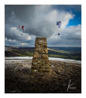 Mam Tor Paragliders