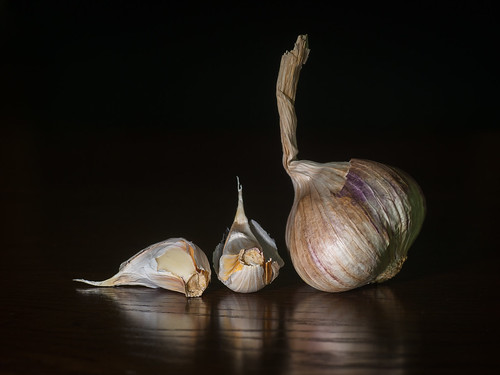 Garlic - knoflook