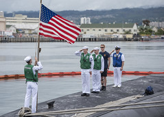 180214-N-LY160-0115 (U.S. Pacific Fleet) Tags: comsubpac usstexas ssn775 homecoming pearlharbor submarine westpac hawaii unitedstates us
