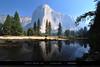 Y o s e m i t e (Joseph@Oz) Tags: park water reflection nature yosemite