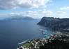 Take me away (halifaxlight) Tags: italy campania capri isleofcapri sea mountains clouds boats jetties houses gardens view blue cliffs