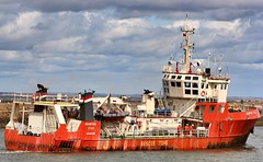 Grampian Star (calzer) Tags: canon rescue errv offshore oil shipping north grampian star aberdeen ship standby vessel