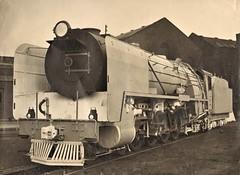 South African Railways - SAR Class 15F 4-8-2 steam locomotive Nr. 2971 (Beyer Peacock Locomotive Works, Manchester-Gorton 7087 / 1944) (HISTORICAL RAILWAY IMAGES) Tags: steam locomotive sar bp beyerpeacock manchester gorton southafrican railways