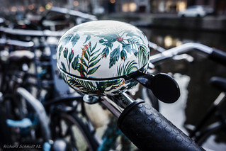 Amsterdam Bicycle Bell