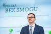 Konferencja na temat Rządowego Programu Termomodernizacji (Kancelaria Premiera) Tags: premier mateuszmorawiecki smog