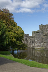Beaumaris Castle - 4 (Patrick Cray) Tags: anglesey beaumaris cadw castle summer wales historical