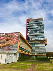 La hermosa Ciudad Universitaria #unam #cu #cdmx (togsrl) Tags: unam cu cdmx