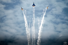 Republic of Singapore Air Force (RSAF) - Boeing F-15SG Strike Eagle and two Lockheed Martin F-16 Fighting Falcons @ Singapore (Miguel Cenon) Tags: singapore singaporeairshow singaporeairshow2018 republicofsingaporeairforce sgairshow sgairshow2018 rsaf rsaff16 rsaff15 f15sg boeingf15 boeingf15strikeeagle lockheed lockheedf16 lockheedmartin lockheedmartinf16 f16c f16 fighterjet fightingfalcon strikeeagle airplane airplanespotting appgroup apegroup airport planespotting ppsg military militaryplane nikon d3300