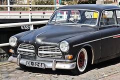 Volvo Amazon (1956-1970) (just.Luc) Tags: car auto wagen oldtimer volvoamazon utrecht nederland paysbas niederlande netherlands metal metaal voiture europe europa holland