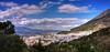 Chaouen. Marruecos (zapicaña) Tags: chefchaouen chaouen xaouen marruecos maroc montaña mountain cielo clouds zapigata azul nubes sky casalinda