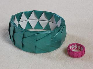 Maru's bracelet & ring