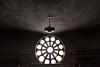 Ceiling (rantropolis) Tags: urbex urbanexploration abandonedchurch abandoned church pews ceiling light trees chapel ohio nikon d750 nikonphotography widelens