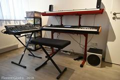 Korg Kronos & Co - 09 Januar 2017 - 71 (florentgold) Tags: florent glod floglod florentglod lëtzebuerg lëtzebuerger lëtzebuergesch luxemburg luxemburger luxembourgeois luxembourgeoise luxembourgeoises luxembourg letzebuerg grandduchy grandduché grossherzogtum 2018 korg music gear synthesizer moog kronos 09 januar kross moogerfooger akai workstation keyboard